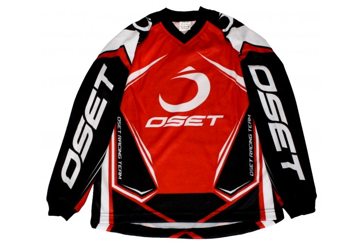 ELITE riding gear:Jersey - Red