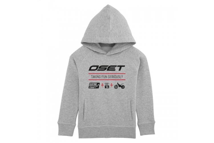 OSET Jitsie Electro range, grey