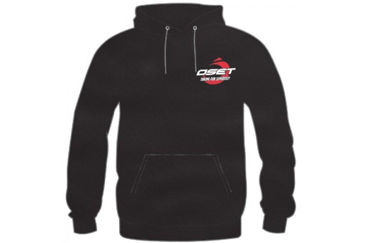 Pulse hoodie - Adult black