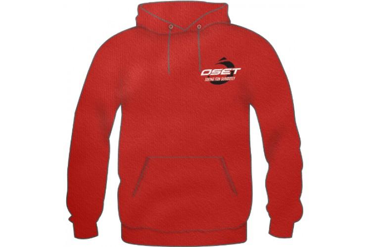Pulse hoodie - Adult Red