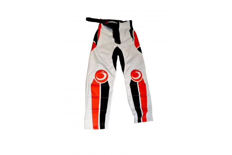 PRO 2 Riding Gear Trousers - White